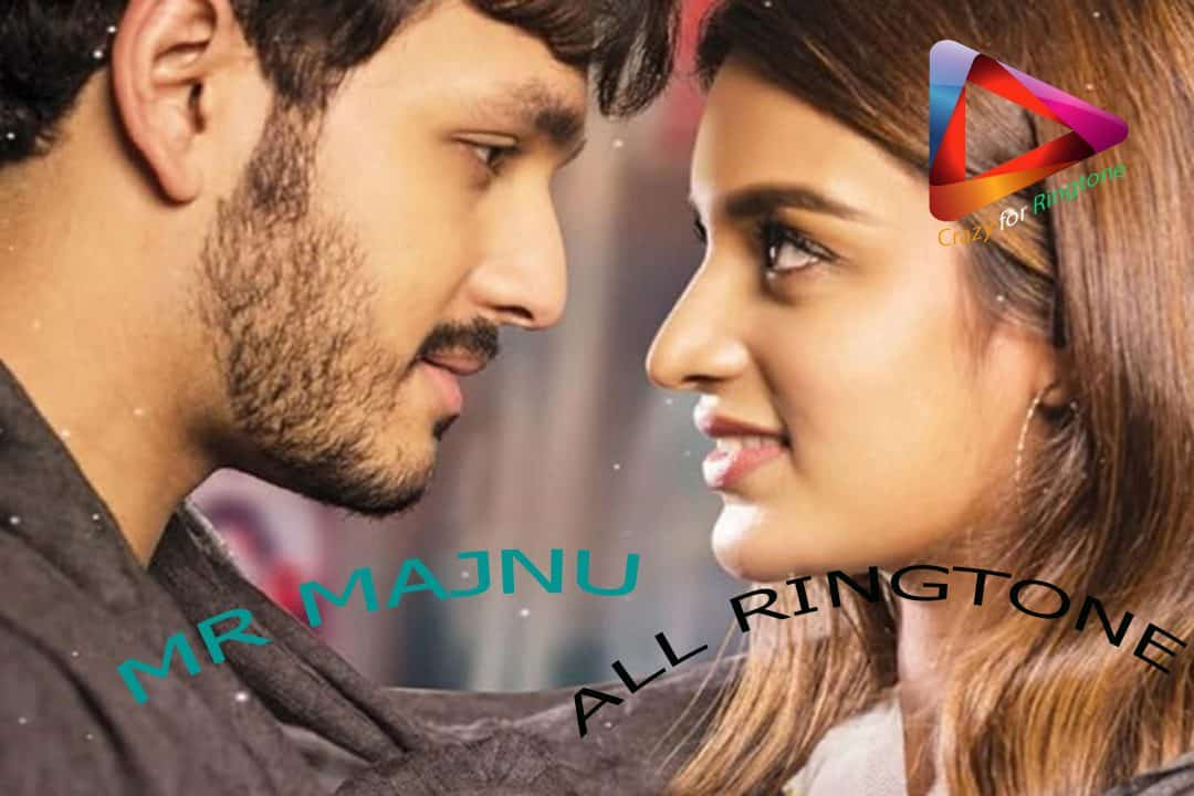 Mr Majnu movie All ringtone BGM download