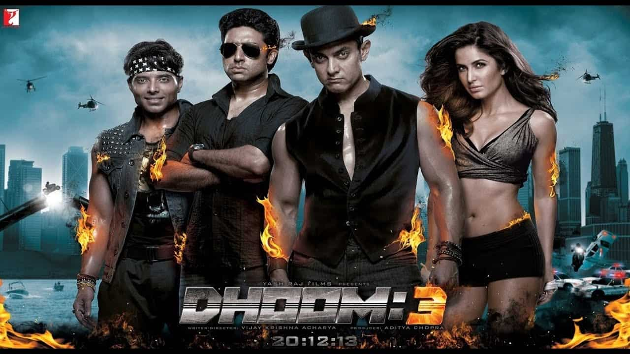 Dhoom 3 Movie Ringtones download