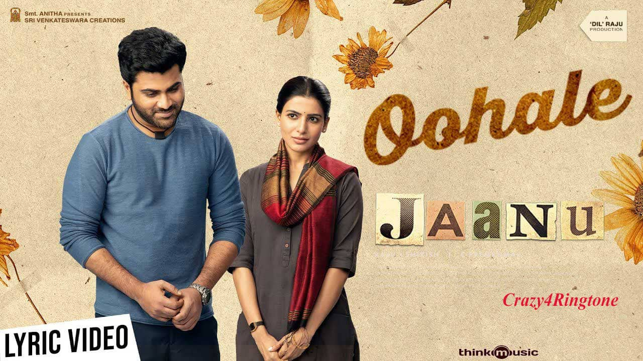 Jaanu Movie Ringtones and BGM Download