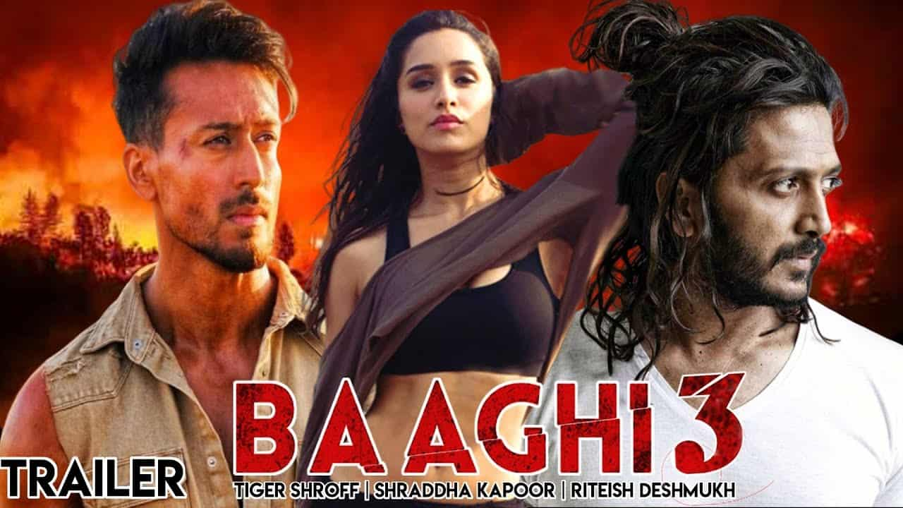 Baaghi 3 Movie Ringtones Download