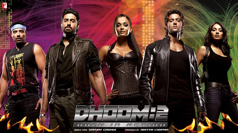 Dhoom 2 Movie Ringtones Download