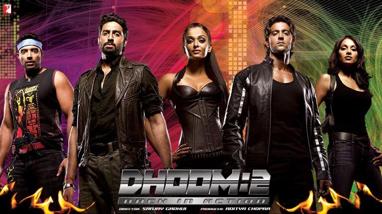 Dhoom 2 Movie Ringtones Download Crazy4ringtone