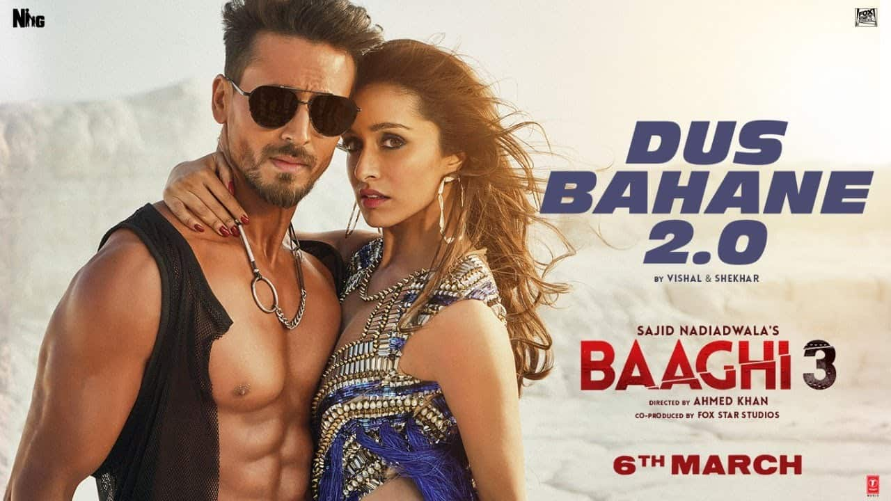 Baaghi 3 Dus Bahane 2.0 Ringtones Download