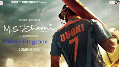 M.S. Dhoni: The Untold Story Ringtone Download